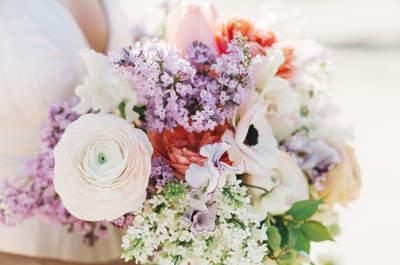 Buquê de noiva 2017: aposte em cores e flores diferentes!