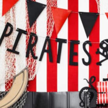 Guirlande Pirates - The Wedding Shop !