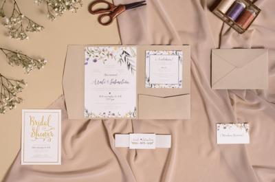 Cinco ideas en decoración para las amantes de las flores. ¡Lograrás un matrimonio único!