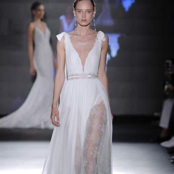 Rosa Clará.Credits: Barcelona Bridal Fashion Week