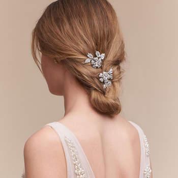 Petunia Hair Clips. Credits: Bhldn