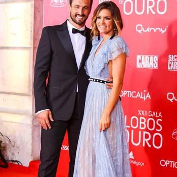 Diana Chaves e César Peixoto | Créditos: Nuno Pinto Fernandes © GLOBAL IMAGENS