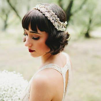 Acconciature per sposa con frangia: sapranno valorizzarti al meglio!