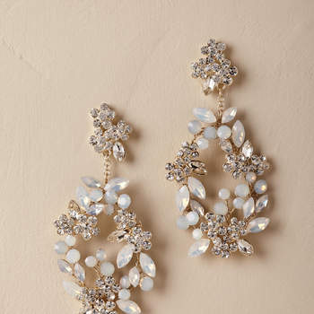 Kora Chandelier Earrings, Bhldn