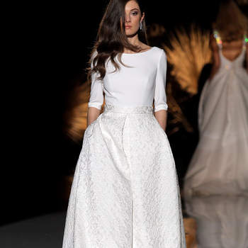 Cabotine. Credits: Barcelona Bridal Fashion Week