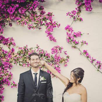 Schöne Motive für das Hochzeitsfoto - Foto: Fran Russo