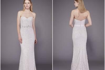 Vestidos de noiva Badgley Mischka 2016: glamour e luxo estilo Hollywood!