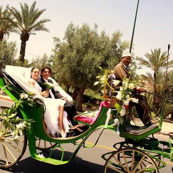 Mariage à Marakech - Photo : KechEvents