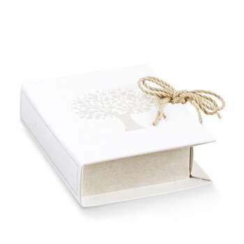 Petite Boîte À Livre Arbre De Vie 10 Pièces -  The Wedding Shop !