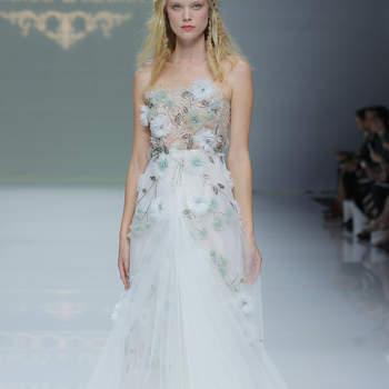 Marco  Maria. Credits_ Barcelona Bridal Fashion Week