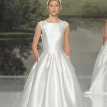 St. Patrick. Credits: Barcelona Bridal Fashion Week