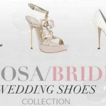Assim como o vestido, o sapato usado pela noiva também deve seguir seu estilo e personalidade. São muitos modelos e estilos que nos encantam, por isto veja estas opções da coleção 2012 de Loliblu.