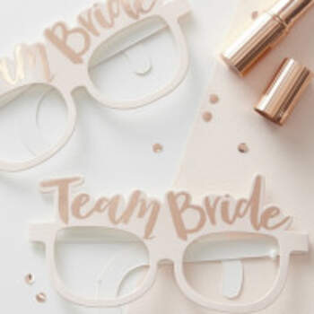 Lunettes Team Bride 8 Pièces - The Wedding Shop !