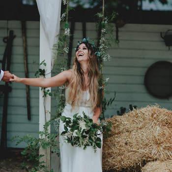 Casamento de Daniela & Ricardo. Fotografia: FotoLux