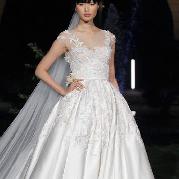 Marchesa. Credits_ Barcelona Bridal Fashion Week