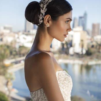 Vestido de noiva modelo Allyson da coleção Pronovias 2021 Cruise Collection