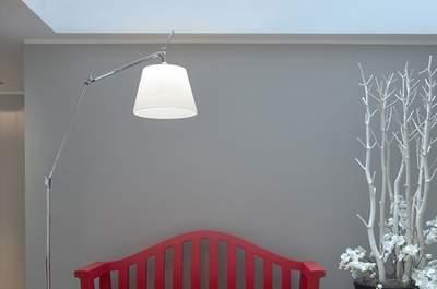 Des meubles design sur votre liste de mariage, pour un nid d'amour chaleureux!
