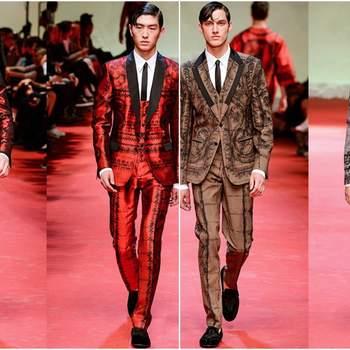 Photo: Dolce&Gabbana Printemps/Eté 2015