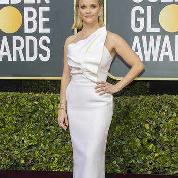 Reese Witherspoon de Roland Mouret. Credits Cordon Press