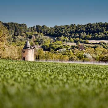 Photo : Château de Sannes © Serge Chapuis
