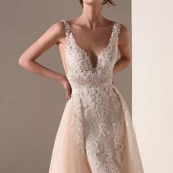 Créditos: Pronovias   Modelo do vestido: Franca