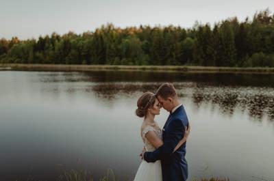 Marzysz o sesji w lesie przy zachodzie słońca? Oto fenomalnany przykład sesji Kamili i Emila! Zobacz!