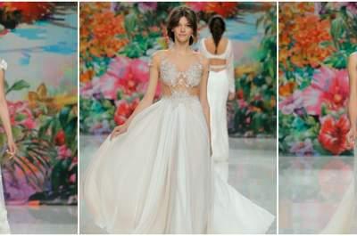 Brautmode von Galia Lahav – Glamour & atemberaubend schöne Details inklusive