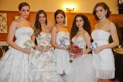 Quando o vestido de noiva perfeito, é à medida!