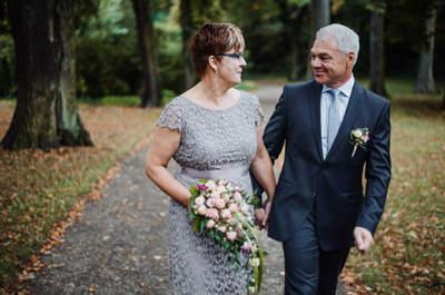 Trauen Sie sich: Wir zeigen Ihnen die schönsten Hochzeiten – ab 40 aufwärts!