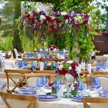 Credits: Oskar Escalante Wedding & Event Planning