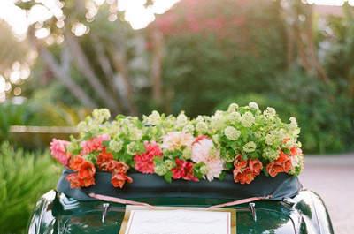 5 tipos de flores para darle un estilo único a tu boda. ¡Conoce sus significados!