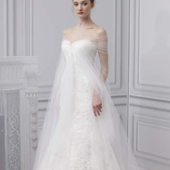 Une robe de mariée digne d'un conte de fées. Monique Lhuillier 2013.