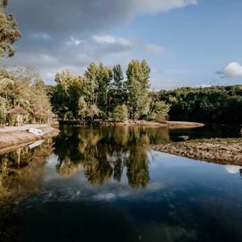 Quinta lago dos cisnes landscape