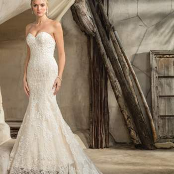 Créditos:  Style 2292 Sedona, Casablanca Bridal