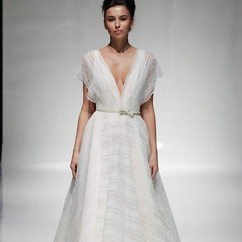 Dress by Yolan Cris. Image: Christopher Dadey for White Gallery 2014