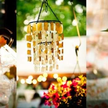 Ideias para um casamento vintage.