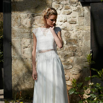 Photo : Créations Bochet - Robe : Ralia