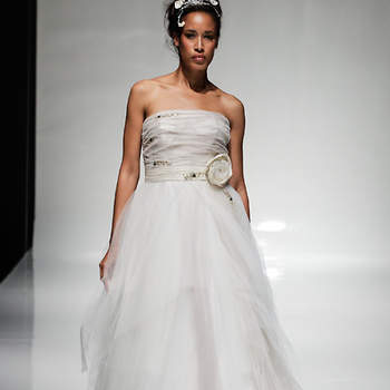 Dress by Linea Raffaelli. Image: Christopher Dadey for White Gallery 2014