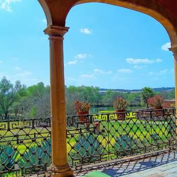 "<a href=""https://www.zankyou.com.mx/f/hacienda-sepulveda-17570""> Foto: Hacienda Sepúlveda </a>"