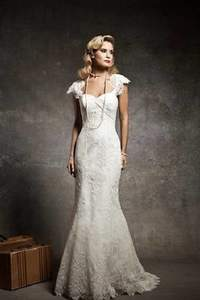 Vintage dresses from Justin Alexander 2013 Collection