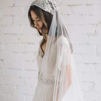 Photo : La mariée sous les étoiles