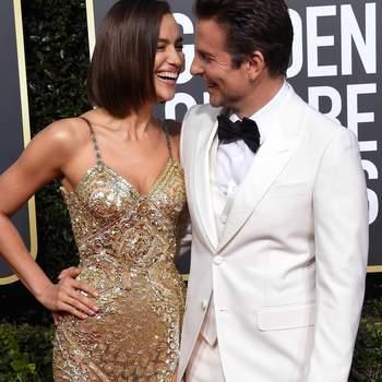 Irina Shayk e Bradley Cooper   Créditos: Instagram