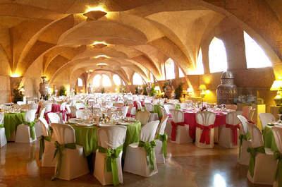 Descubre los 10 lugares con encanto para celebrar tu boda en Granada