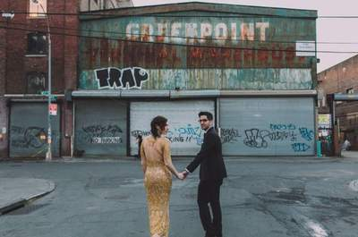 City Scapes and Urban Backdrops for Your Wedding Photography