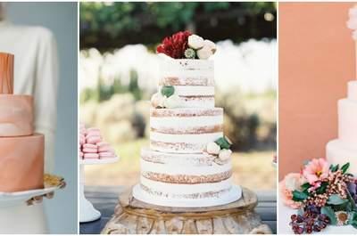 Trends in bruidstaarten 2017. Unieke desserts voor uw grote dag!