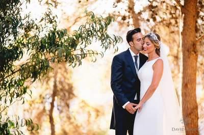 Cosas del destino: la boda de María e Ignacio