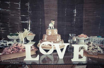 A mesa de doces do seu casamento: saiba tudo!