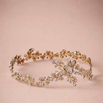 Midsummer Circlet. Créditos: Bhldn.