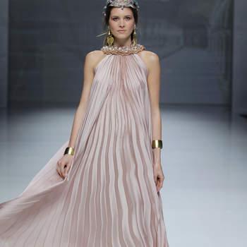 Matilde Cano. Créditos: Barcelona Bridal Fashion Week