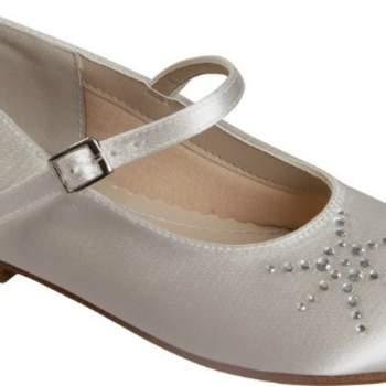 Chaussures de cérémonie Emily pour petite fille. Crédit photo: Princesse d'un jour